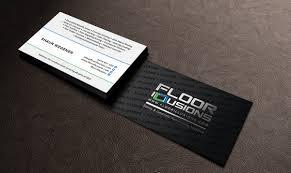 bold serious business card design for shaun wegenermt