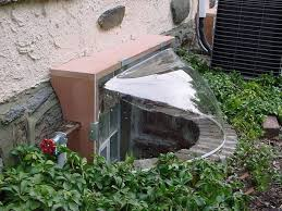 bubble window well covers. Window Well Covers Egress Bubble Cover