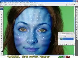tutorial make up photo cs3