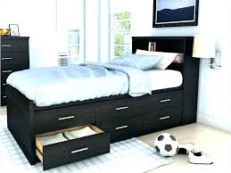 twin xl bed frame with drawers – GERMES