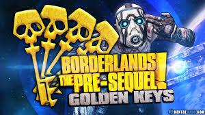 New SHiFT Codes for Borderlands the Pre-Sequel for Golden Keys ...