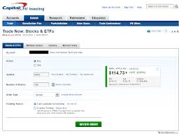 Capital One Bank Customer Service Capital One Investing Review Stockbrokers Com