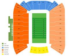 Rice Eccles Stadium Detailed Seating Chart Utah Utes Football Tickets At Rice Eccles Stadium On September 15 2018