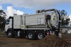 Hydro Excavator Truck Industrial Vacuum Trucks And Hydro Excavation
