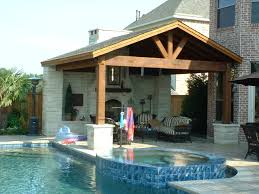 Patio Decoration Covered Patio Designs With Fireplace Covered
