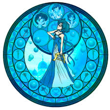 Small Picture KH Stained glass Mercury by CL Pinkskull on DeviantArt