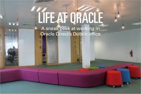 dublin office space. Of The Most Iconic IT Companies In World? Take A Look At Oracle Direct\u0027s Newest Office Space Dublin And Explore For Yourself!
