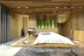bedroom accent wall. Wood Plank Accent Wall Bedroom Modern Walls With  Greenery Decor .
