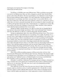 College Essay Personal Statement Examples Applydocoument Co