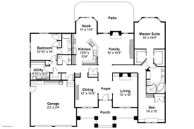 family house floor plans best free small house plans luxury information