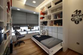 Bedroom With Home Office Ideas