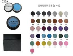 new fashion name brand colorful pigment eye shadow makeup with guaranteed 100 palette 025 12pcs dzn