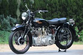 rare indian vincent factory prototype motorcycle to vegas bonhams
