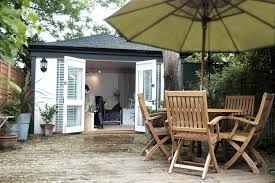 home office in the garden. 1 Person Garden Office Home In The