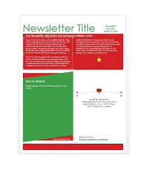 newsletter template for pages 50 free newsletter templates for work school and classroom