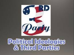 Political Ideologies And Third Parties Powerpoint