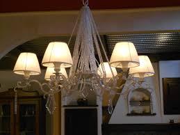 Faretti con pendenti in cristallo ~ idee di design nella vostra casa