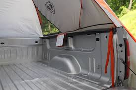 Rightline Truck Bed Tent - Waterproof - Sleeps 2 - For 5' 5 ...