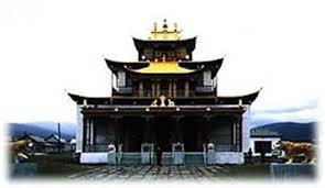 Реферат Буддизм ru В начале xvii в тибетский буддизм из Монголии проник на север к бурятскому населению Забайкалья Вторая линия пришла непосредственно из Тибета С целью