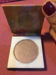 authentic beaute basics satin taupe foiled eyeshadow health beauty makeup on carousell