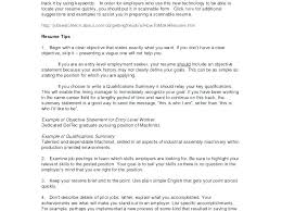 Example Achievements For Resume Skills And Accomplishments Resume