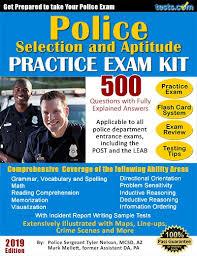 Police Exam Police Officer Test