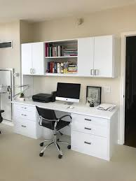 home office design solutions solving wire management through custom cabinetry