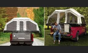 PopUp Explorer – Livin Lite Soft Side Truck Camper
