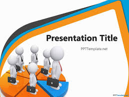 Download Template Powerpoint Gratis Free Employees Ppt