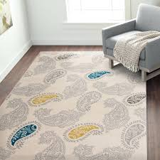 paisley area rug contemporary modern fl paisley pattern cream area rug blue and green paisley area paisley area rug