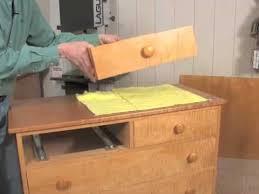 installing under mount drawer slides