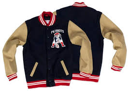 Boston Nostalgia Co amp; 1960 Authentic Mitchell Patriots Ness Wool Jacket