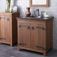 rustic bathroom vanities ideas. Wonderful Rustic Rustic Bathroom Vanity Regarding Americana Bases Chestnut Finish Native  Trails Remodel 13 Inside Vanities Ideas