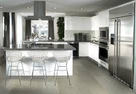 Contemporary Polished Concrete Floor Kitchen Floors Creative E Inside Innovation Ideas