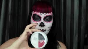 catrina series 20 living dead doll make up tutorial