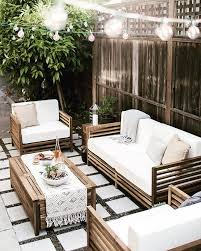 decks ideas deck furniture designs best 25 outdoor furniture ideas on pinterest designer outdoor bedroom