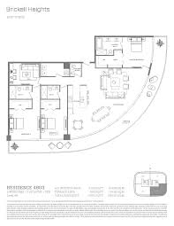 brickell heights luxury condo property for rent af realty floor plans