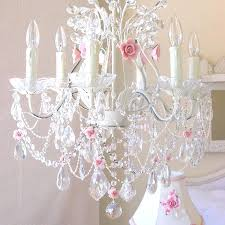 pink crystal chandeliers crystal chandelier with