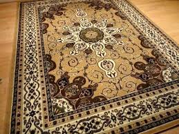 gold area rug 8x10 beige and gold style rug oriental rug living room area rug carpet