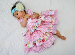 Ckc Patterns Impressive Blanche Baby Dress Pattern By CKC Patterns REYNA LAY DESIGNS