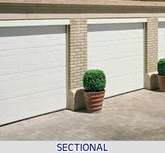 sectional door roller garage door