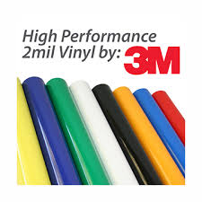 3m Scotchcal Vinyl Color Chart High Gloss Sign Vinyl Great Lakes Graphic Supply