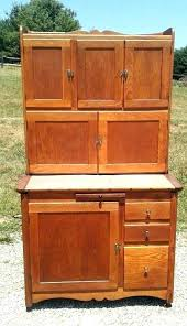 flour bin cabinet with flour bin and sifter antique oak kitchen cabinet with sugar bin flour