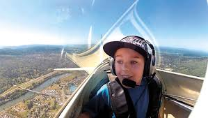 Kids relish a free chance to fly thanks to local EAA Pilots | Lifestyles |  tdn.com