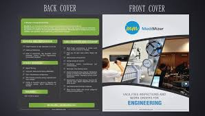 Freelance New Brochure Design Wanted For Medimizer, Inc Software By ...