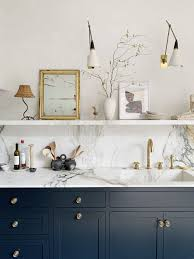 experts agree these open shelving kitchen ideas instantly upgrade any space