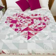 GO! Qube 12  Pieced Heart Quilt Pattern |AccuQuilt| & Qube 12