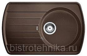 Купить <b>Кухонную мойку BLANCO Rondoval</b> 45 S (515769) в ...
