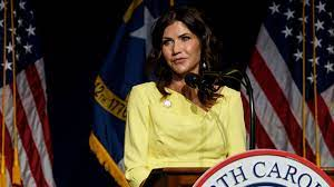 Noem's Border Visit Comes With ...