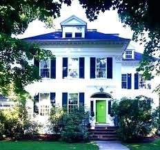 Trim colors for white house Ideas White House With Blue Trim White House Green Shutters And Turquoise Looks Lovely With What Color White House With Blue Trim James Hardie White House With Blue Trim My House White Stucco House Trim Colors
